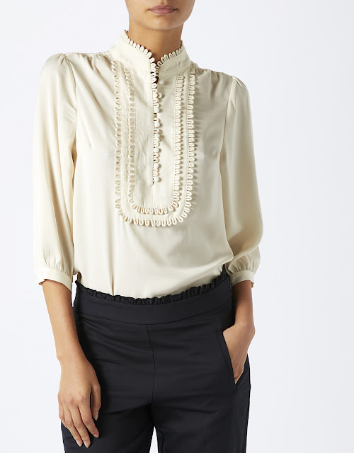 Monsoon maris blouse