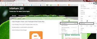 Cara Paling Ampuh Mengcopy atau Menyalin Artikel Yang Dikunci Pada Blog