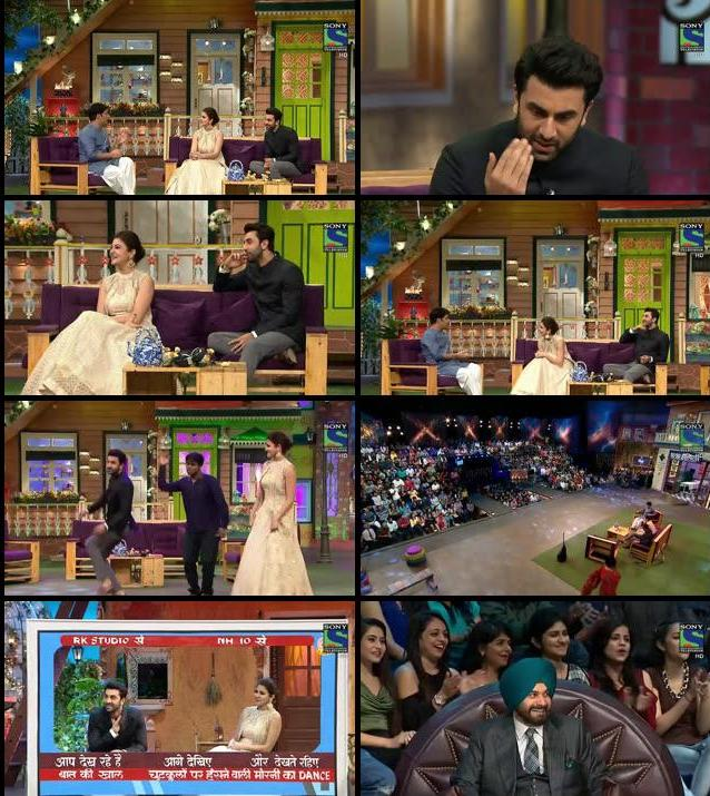 The Kapil Sharma Show 23 Oct 2016 HDTV 480p