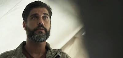 Hussein (Bruno Cabrerizo) partirá para o Brasil após sobreviver ao atentado em Órfãos da Terra