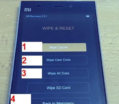 Cara Reset Hp Xiaomi Redmi Ataupun Tipe Biasa Lengkap