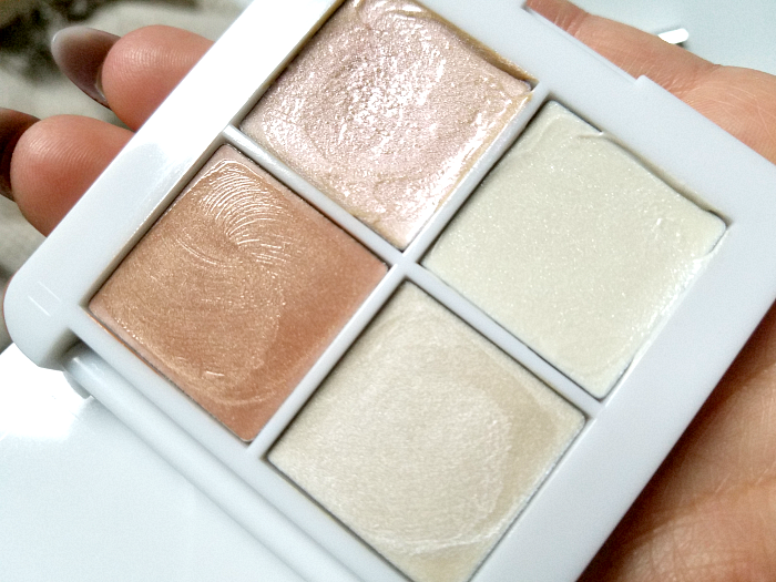 rms Beauty Luminizer X Quad - 4.82g - £46.00 - 2