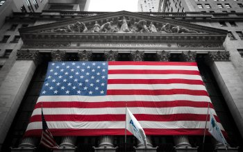 Wallpaper: The New York Stock Exchange