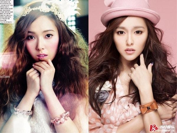 Những sao Hoa - Hàn giống nhau như anh chị em 'thất lạc' - Ảnh 13