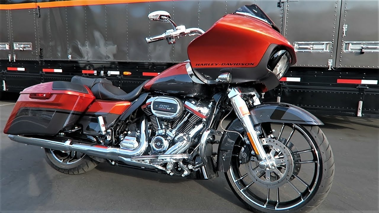 Harley-Davidson CVO Road Glide 2018 FLTRXSE Service Manual Supplement