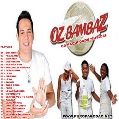 cd dos oz bambaz 2011