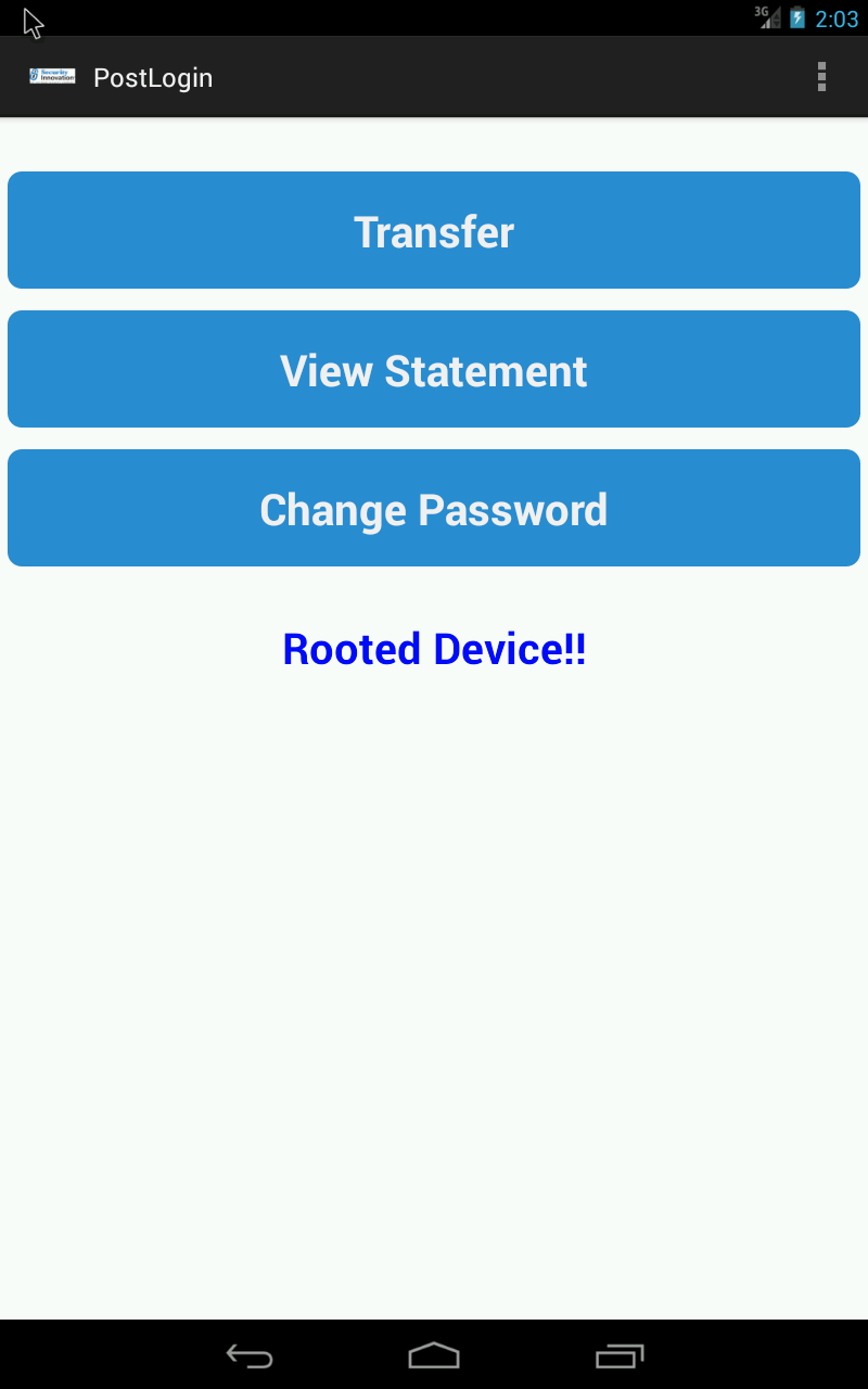 Exploit activities in android application (ಥ⌣ಥ) (day 2)