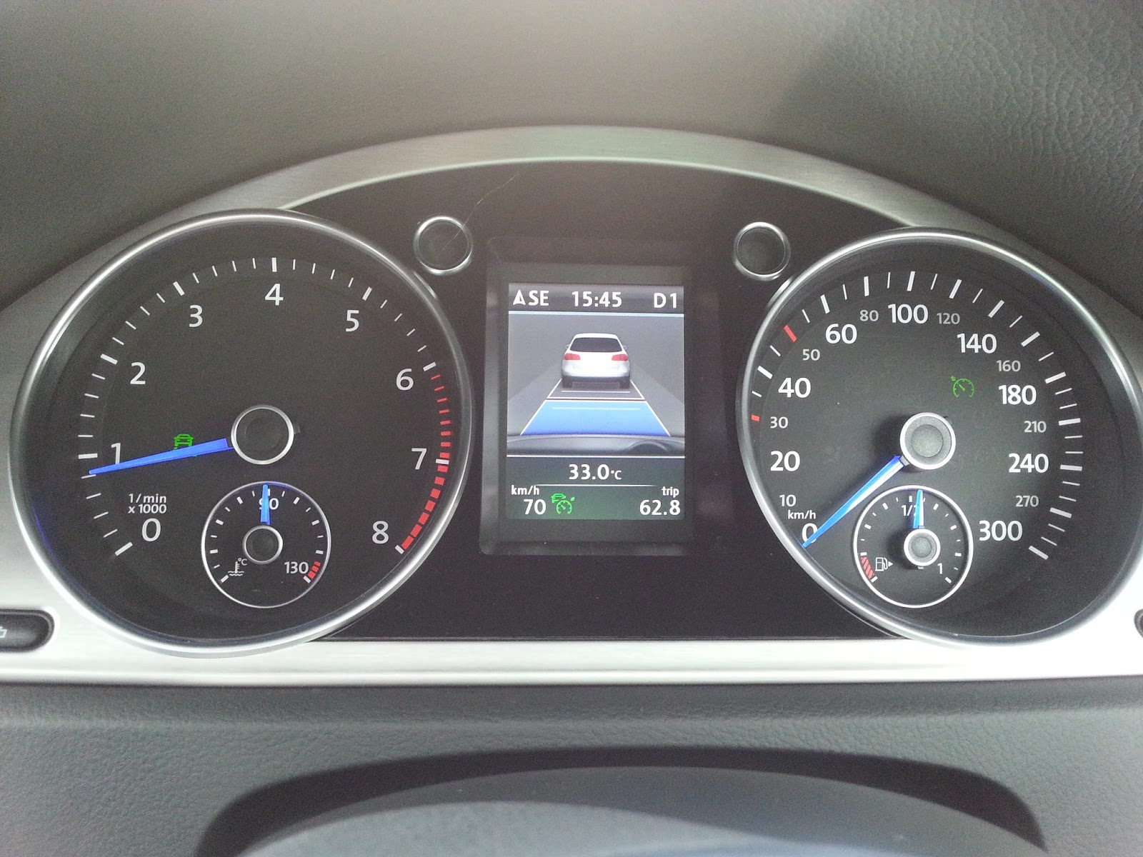 CBX RNS510 & Accessories: Adaptive Cruise Control with City
