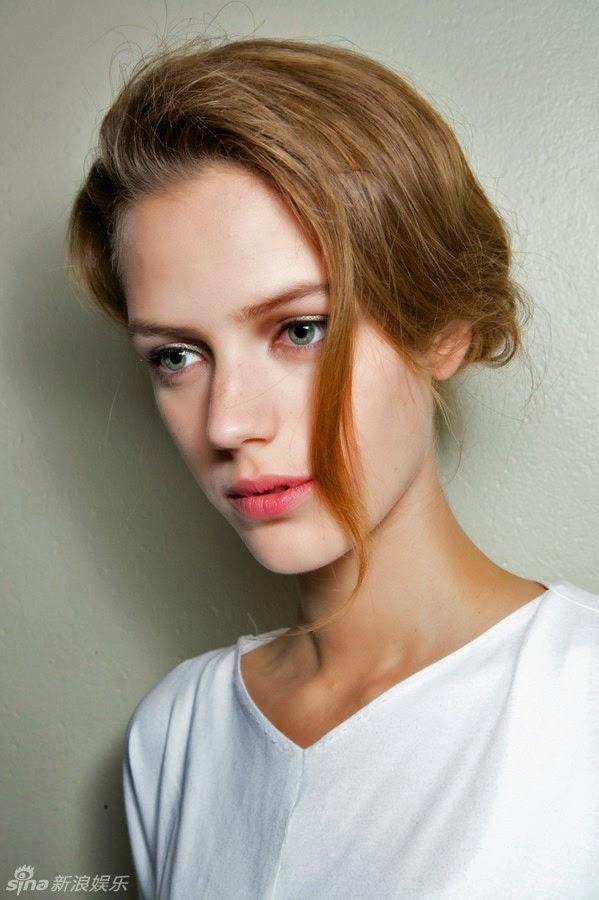 Esther Heesch: die Zauberin in der deutschen Modelwelt