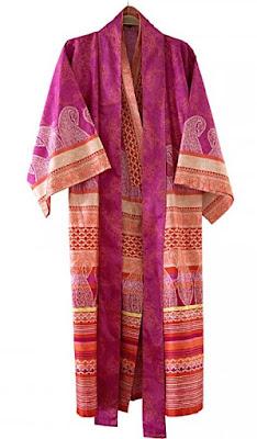 Tiziano Bassetti Granfoulard. Kimono