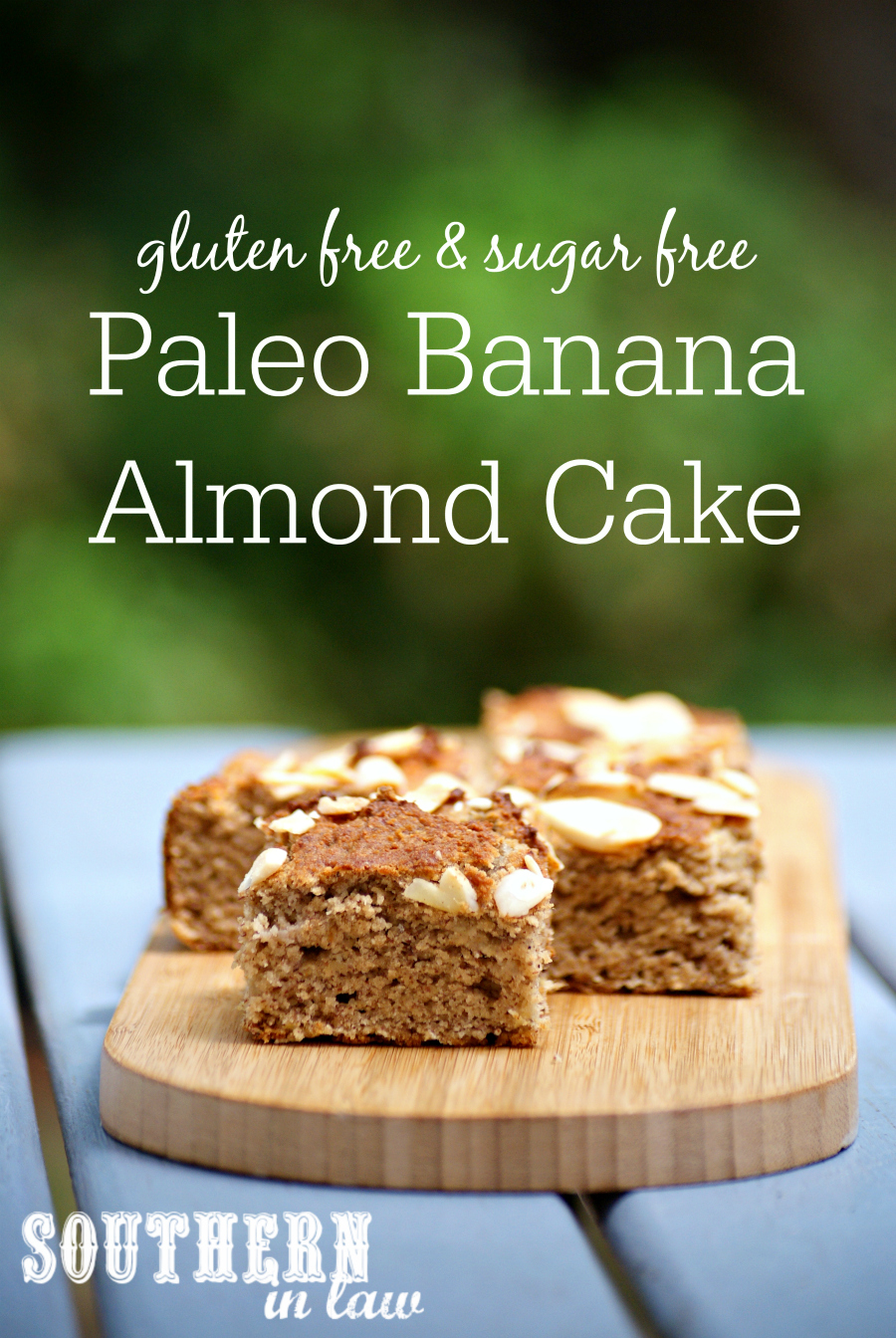Southern In Law Recipe Paleo Banana Almond Cake 6