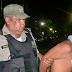 Jovem foi presso após tentar matar a própria mãe em Toritama-PE