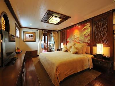 Paradise Peak Cruise Halong Bayv
