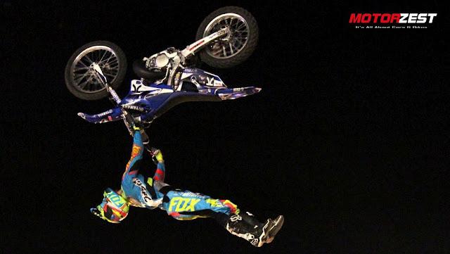 The Apollo Thrill-a-thon Stunt Show in India