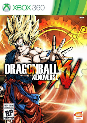 Dragon Ball Xenoverse Xbox 360 Region NTSC-U Español