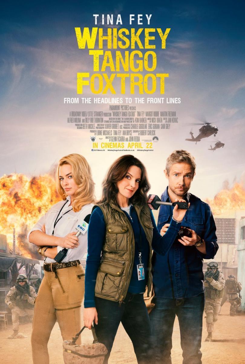 Ver Reporteras en guerra (Whiskey Tango Foxtrot) (2016) Online
