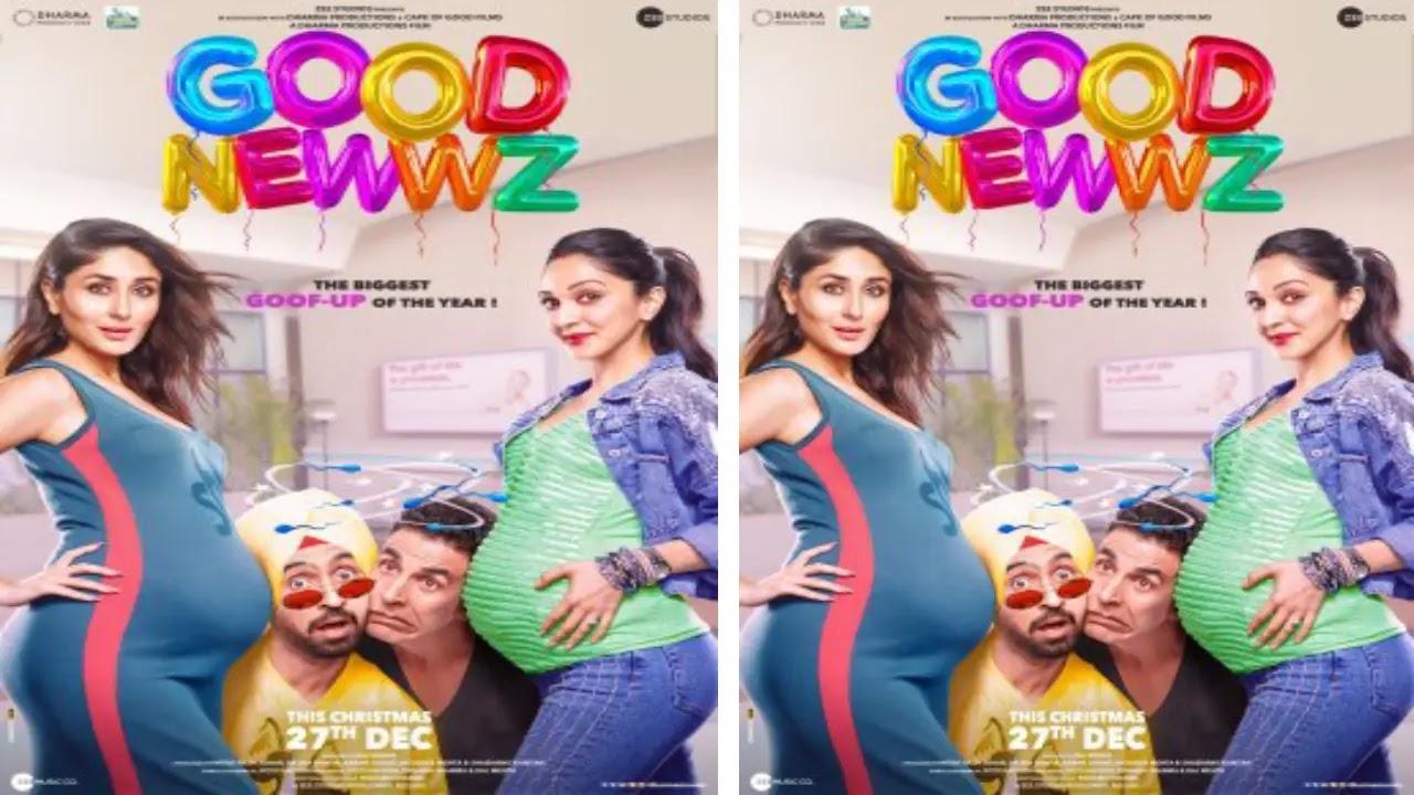 Good Newwz (2019) Movie Wiki, Full Star Cast, Release Date, Trailer & Soundtracks