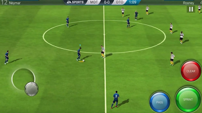 For you lot fans of Android inward special football game game is sure happy amongst inward luncurkann Download together with Install FIFA xvi Ultimate Team Apk + Data v3.2.113645