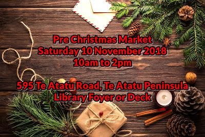 Christmas Market Auckland, 595 Te Atatu Road, Te Atatu Peninsula, Auckland