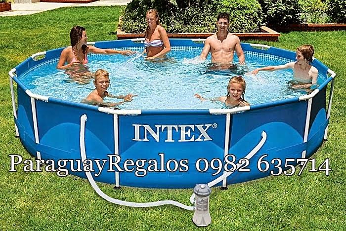 Paraguay regalos piscinas for Filtros piscinas precios
