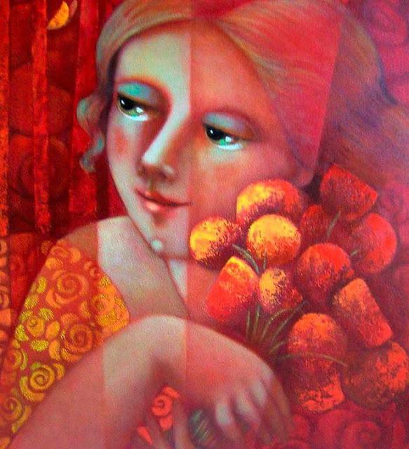 20 Gorgeous Paintings By Márcia Marostega