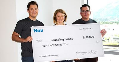 Nav business grant recipients