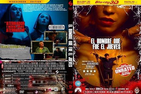 La Feria Del Dvd El Hombre Que Fue El Jueves The Man