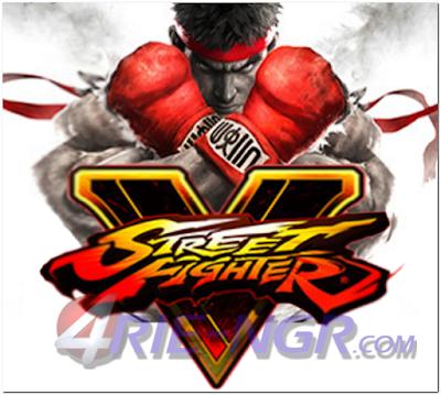 Street Fighter V Terbaru Full Reloaded