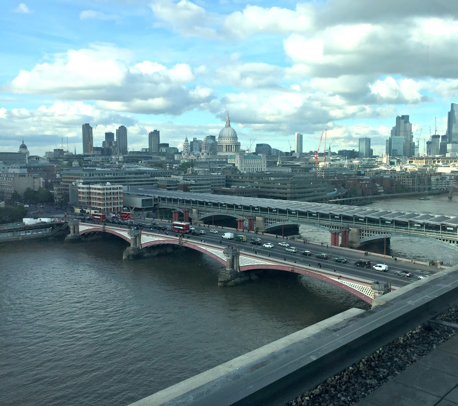 rumpus room southbank london view
