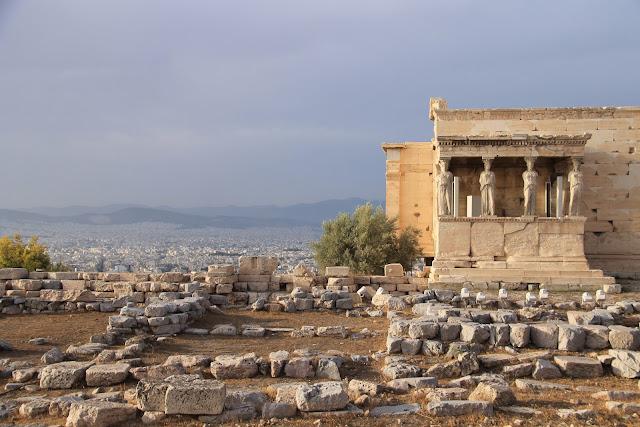 Ateena acropolis - nähtävyydet ja kokemukset Ateenasta