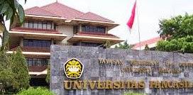 Info Pendaftaran Mahasiswa Baru Universitas Pancasila 2017-2018