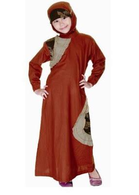 busana muslim anak perempuan cantik