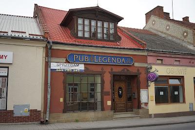 Leżajsk pub Legenda