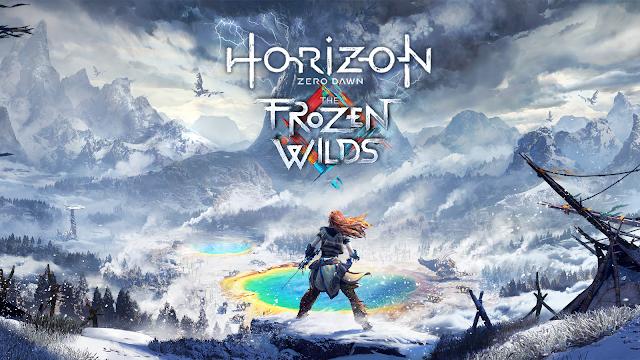 سوني توزع توسعة Horizon Zero Dawn : The Frozen Wilds بالمجان للاعبين و هذه التفاصيل ...