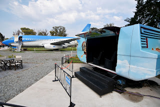 Inauguraron el aeropuerto de la República de los Niños