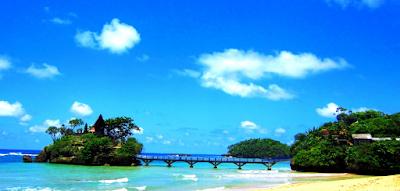 Wow! Bali Beach Move on to Malang Balekambang