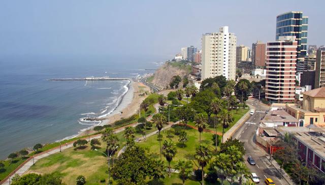 Aluguel de carro em Lima