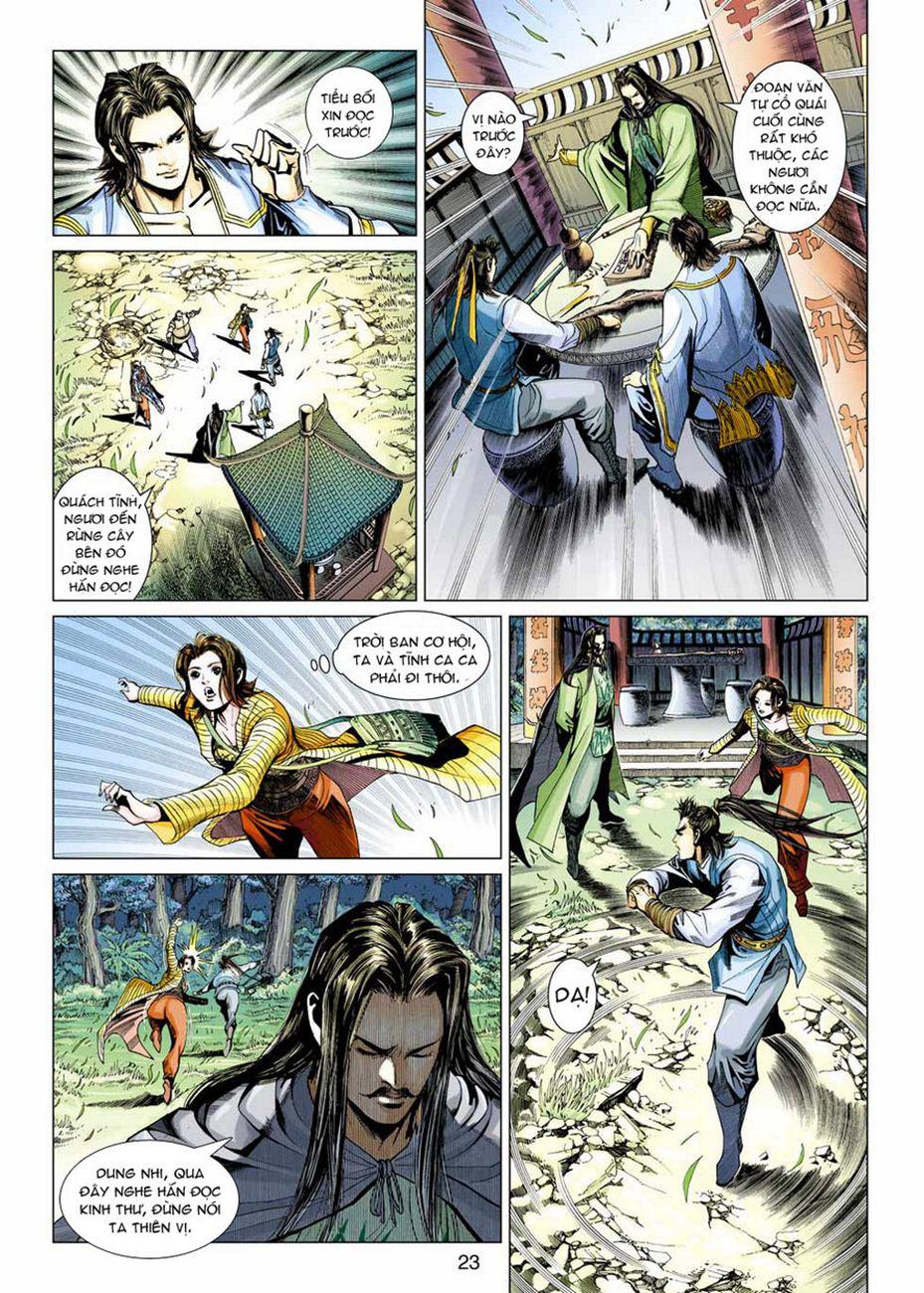 Anh Hùng Xạ Điêu anh hùng xạ đêu chap 47 trang 23