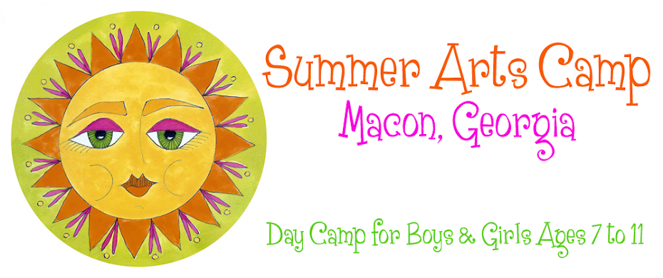 Summer Arts Camp ~ Macon, Georgia