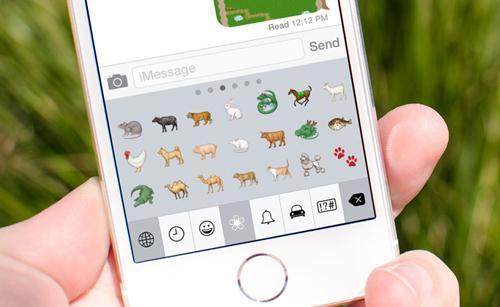 emoji iPhone di Android