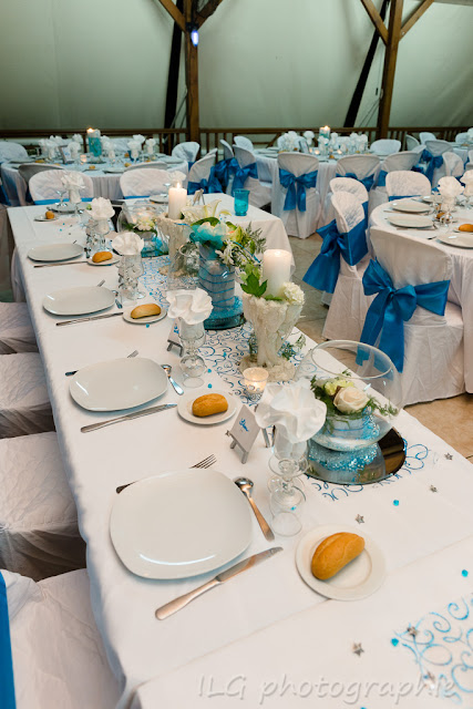 mariage Guadeloupe décoration tables