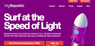 myrepublic versus telstra
