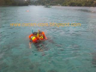 Snorkeling di Iboih, Sabang