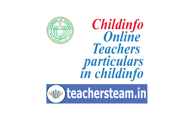 online teachers particulars childinfo