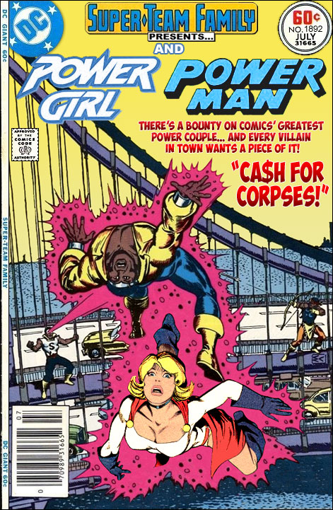 77306d31304 Power Girl discovers evidence of her Atlantean heritage. Secret Origins v2   11  2.87 . However