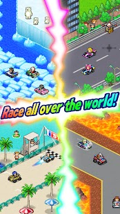 Grand Prix Story 2 Apk Mod - Ouro Infinito