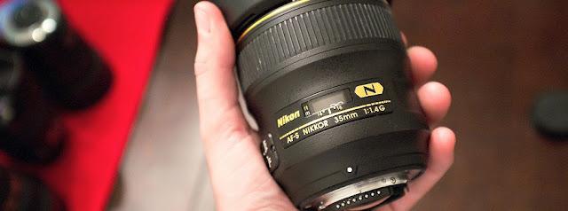 Cho thuê Lens Nikon HCM