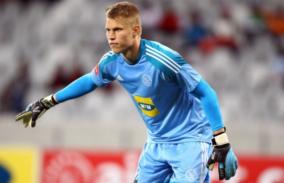 Ajax Cape Town goalkeeper Anssi Jaakkola has joined English Championship side Reading FC