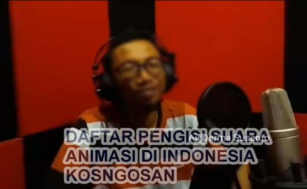 dubber animasi indonesia