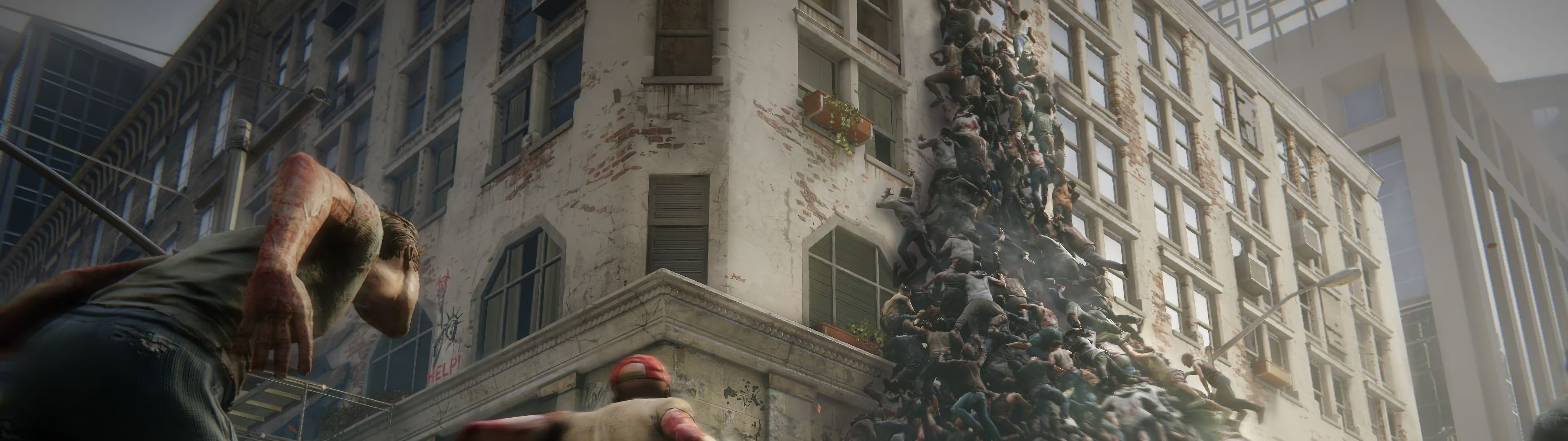World War Z Zombie Hordes Game 4k Wallpaper 2